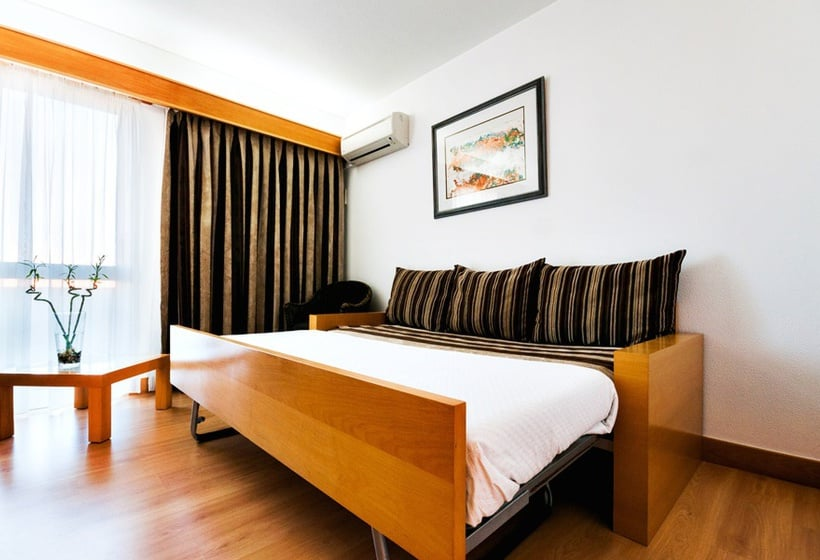 Chambre Hôtel Wellington Figueira da Foz