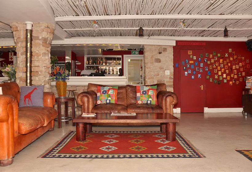 Hotel iKhaya Guest Lodge Kapstadt