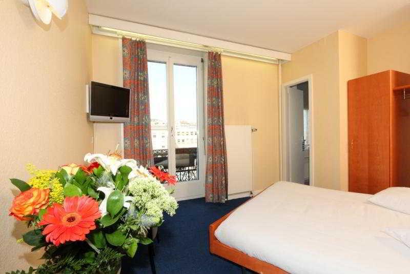 Hotel Bernina Geneva Ginebra