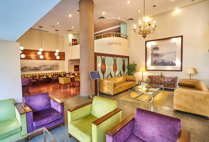 Hôtel Feronya Istanbul
