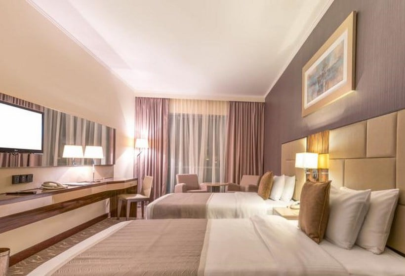 Hotel Hawthorn Suites by Wyndham Abu Dhabi Abu Dabi