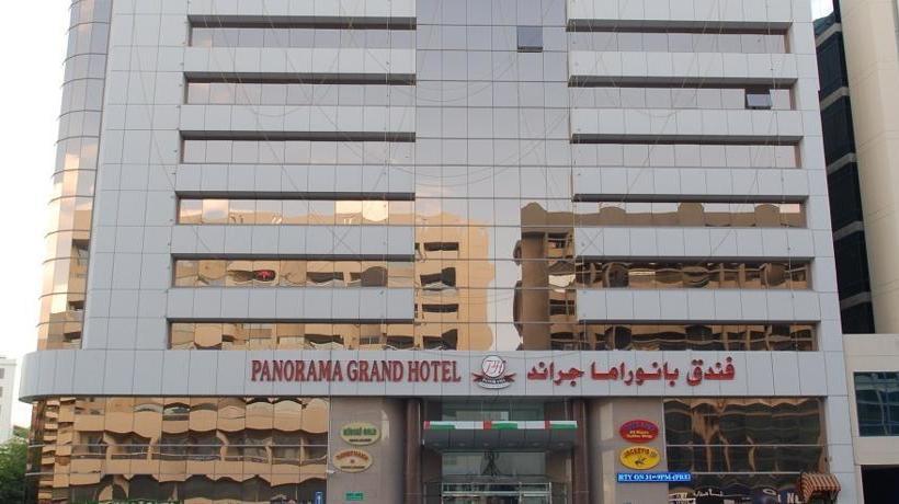 Exterior Hotel Panorama Grand Dubái