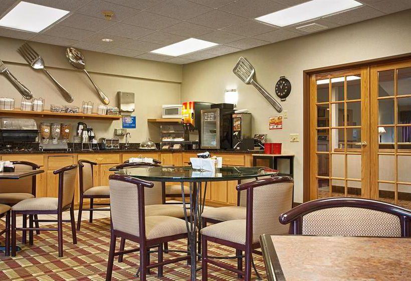 Hôtel Best Western American Heritage Inn Spooner
