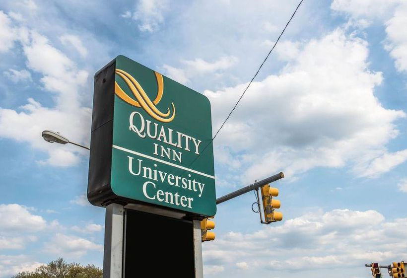 호텔 Quality Inn University Center 피츠버그