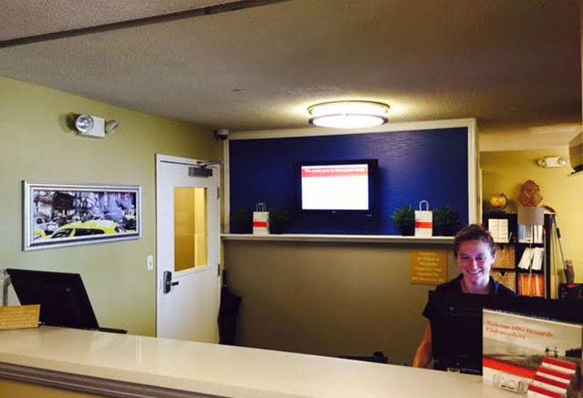 Hôtel Candlewood Suites Pittsburgh-Airport