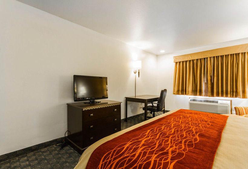 ホテル Comfort Inn Edgerton