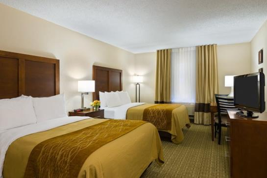 Hotel Comfort Inn Westport Saint Louis