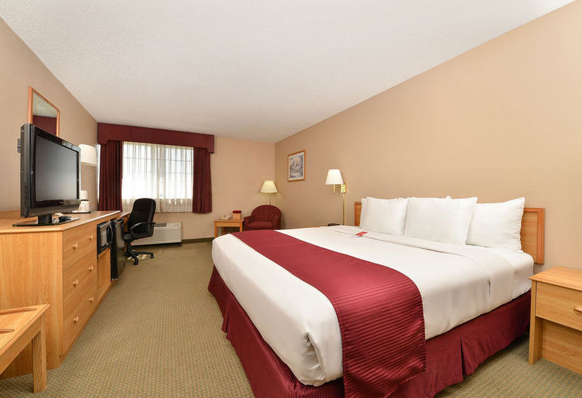 Hôtel Econo Lodge Blackwell