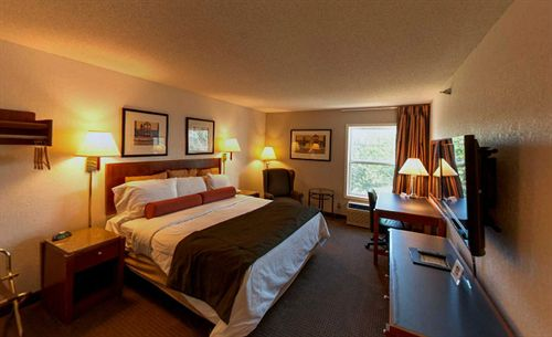 호텔 Redwood Valley Lodge  Redwood Falls