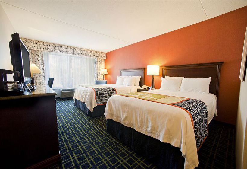 Hôtel Fairfield Inn by Marriott King of Prussia