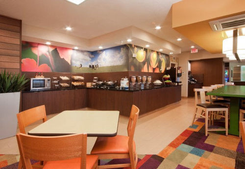 Hotel Fairfield Inn By Marriott Philadelphia Airport  Filadelfia