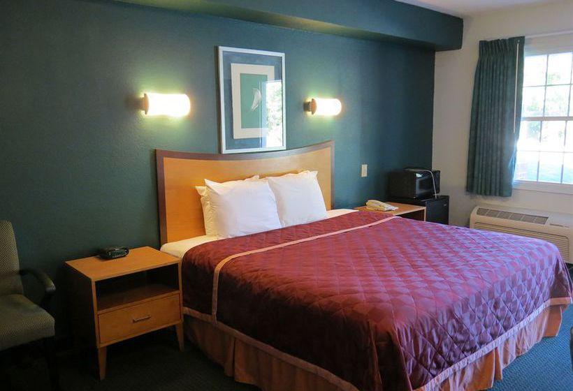 모텔 Executive Inn & Suites Upper Marlboro