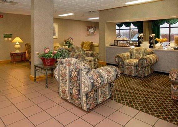 Hotel Comfort Inn Cleveland