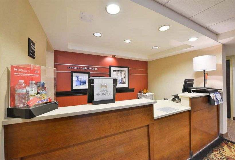 Hôtel Hampton Inn Pittsburgh-Mcknight Rd