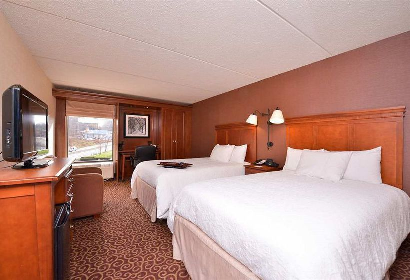 فندق Hampton Inn Pittsburgh-Mcknight Rd بيتسبرغ، بنسيلفانيا