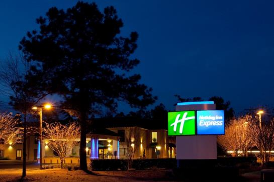 هتل Holiday Inn Express Charleston Moncks Corner