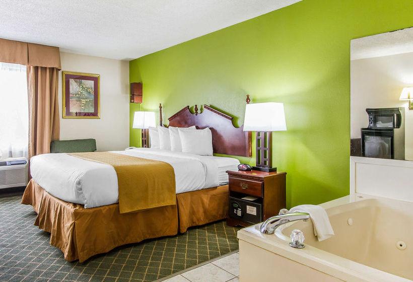 Hôtel Quality Inn Saraland
