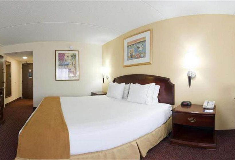 Hotel Holiday Inn Express Baltimore BWI Airport West Hannover
