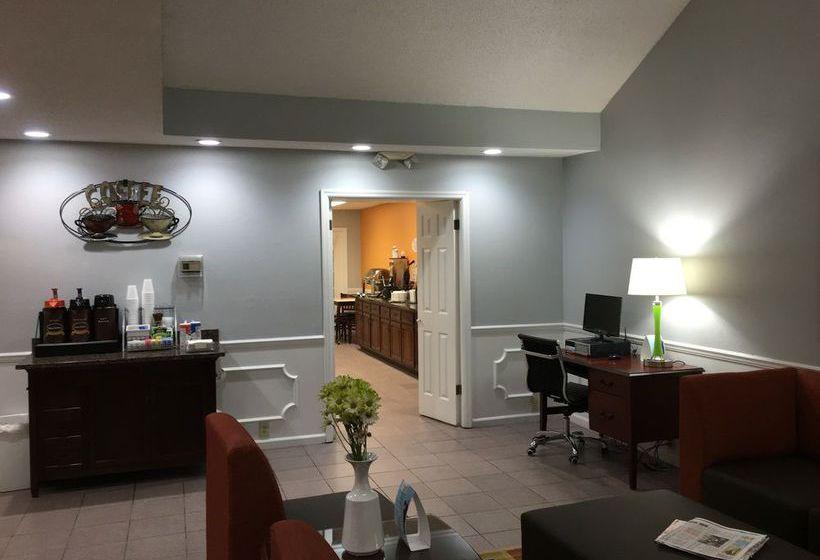 Hotel Baymont Inn Suites Alexander City In