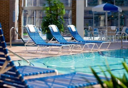 فندق Minneapolis Airport Marriott Bloomington