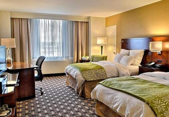 هتل Pittsburgh Marriott City Center