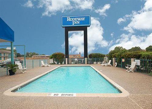 Hotel Rodeway Inn San Antonio