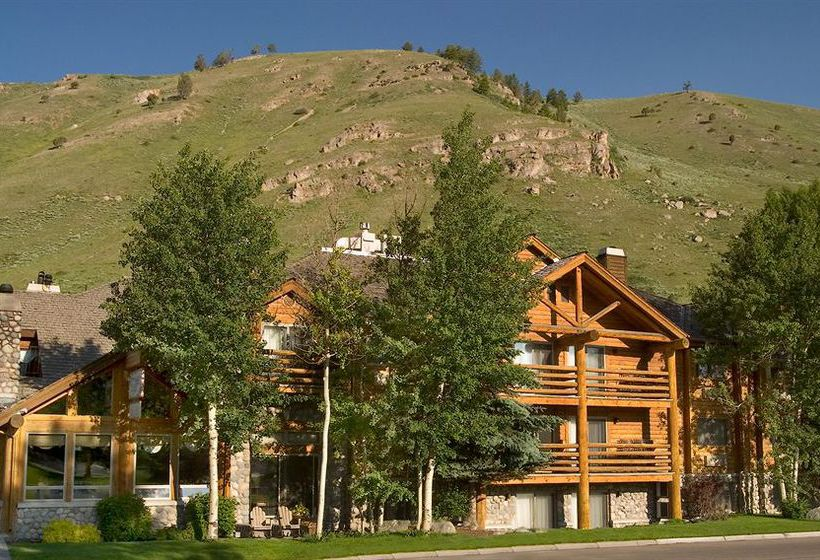 ホテル Rusty Parrot Lodge Jackson Hole