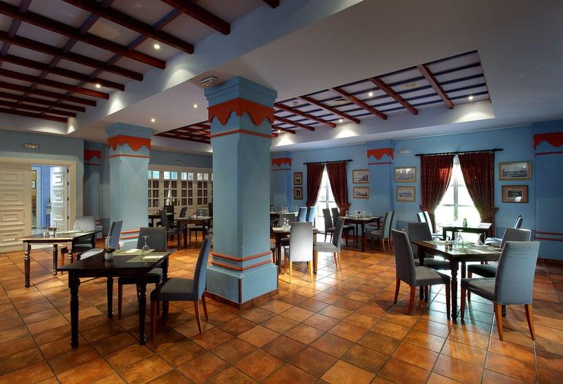 Restaurant Exe Gran Hotel Solucar Sanlucar la Mayor