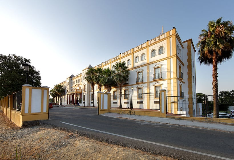 Outside Exe Gran Hotel Solucar Sanlucar la Mayor