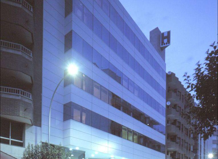 Hôtel Castellón Center Castellon de la Plana