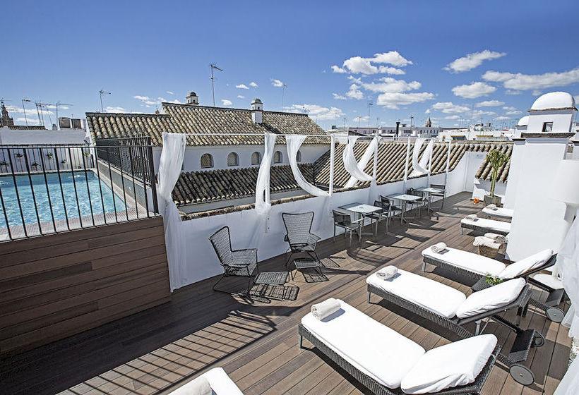 Hotel Hospes Las Casas del Rey de Baeza Sevilla