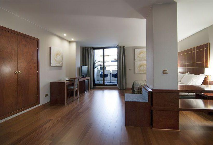 Hotel Silken Reino de Aragón Saragozza