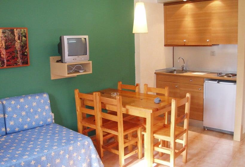 Apartamentos La Solana Boi Taüll