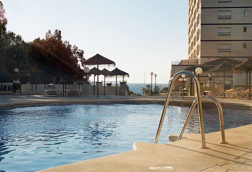 Swimming pool First Flatotel International Benalmadena