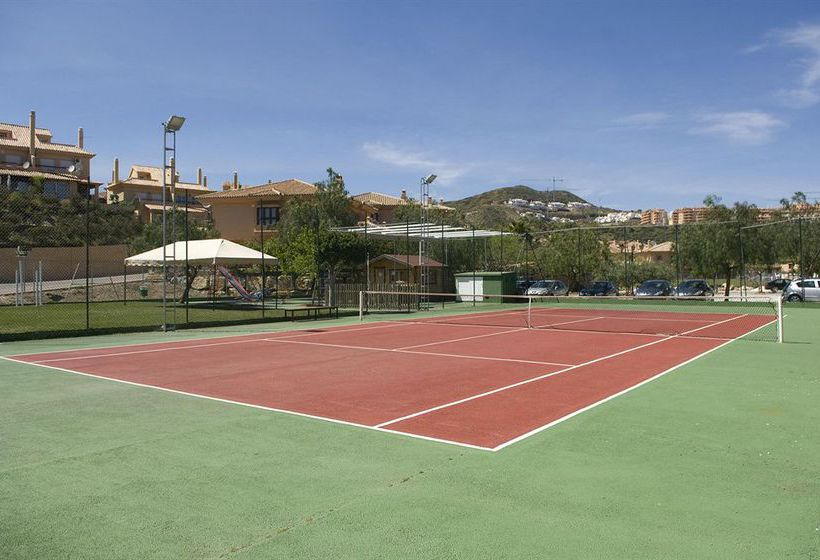 Sports facilities Grangefield Oasis Apartments Mijas Costa