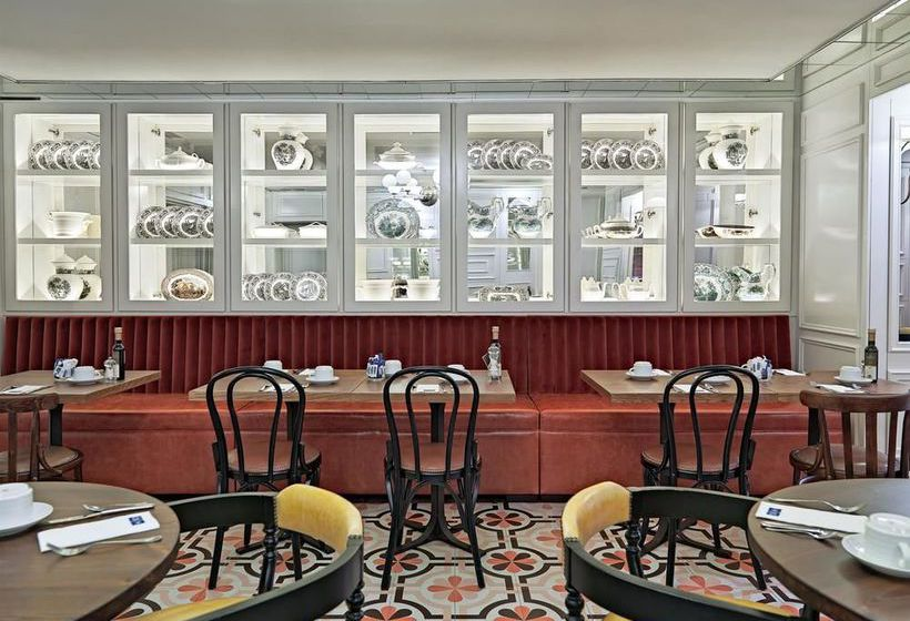 Café H10 Villa de la Reina Boutique Hotel Madrid