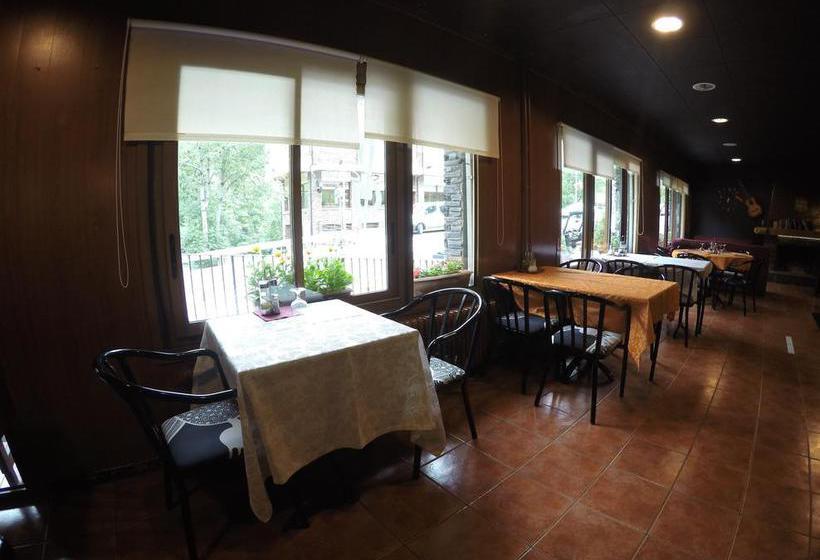 Cafeteria Hotel Erts La Massana