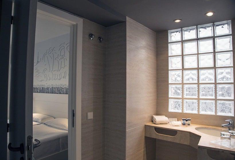 Badkamer Hotel Pol & Grace Barcelona
