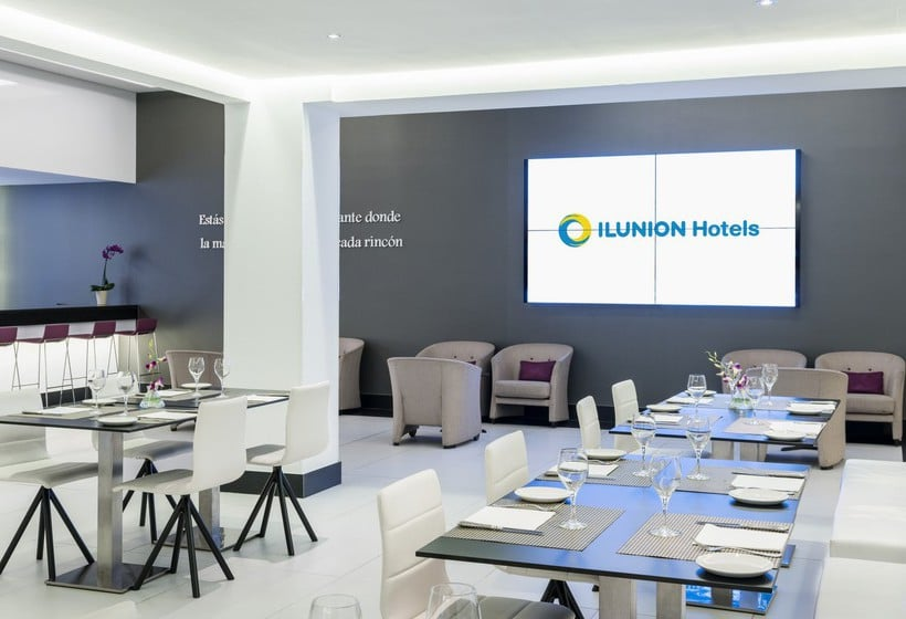Restaurant Hôtel Ilunion Suites Madrid