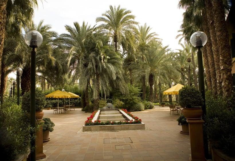 hotel jardin milenio em elche desde 29 destinia