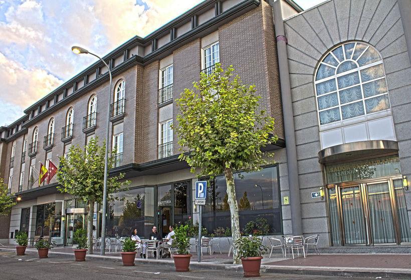 Hotel Laguna Park Parla Madrid