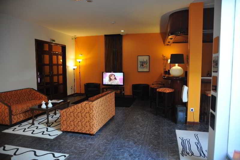 Common areas Hotel Porto Domus