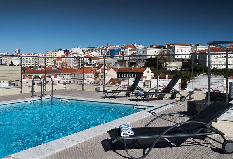 Hotel NH Liberdade Lisbon
