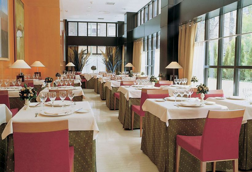 Restaurant Hôtel Leonardo Madrid City Center