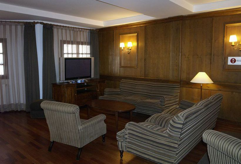 Common areas Hotel Nievesol Formigal
