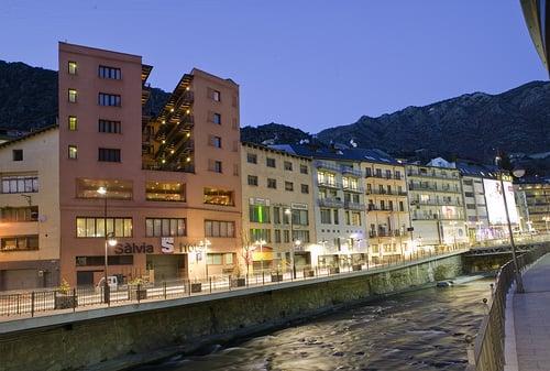 Hôtel Sàlvia d'Or Andorre-la-Vieille