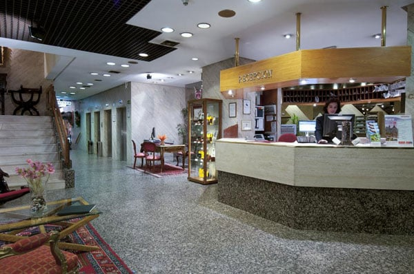 Hotel Suites Foxa 25 Madrid