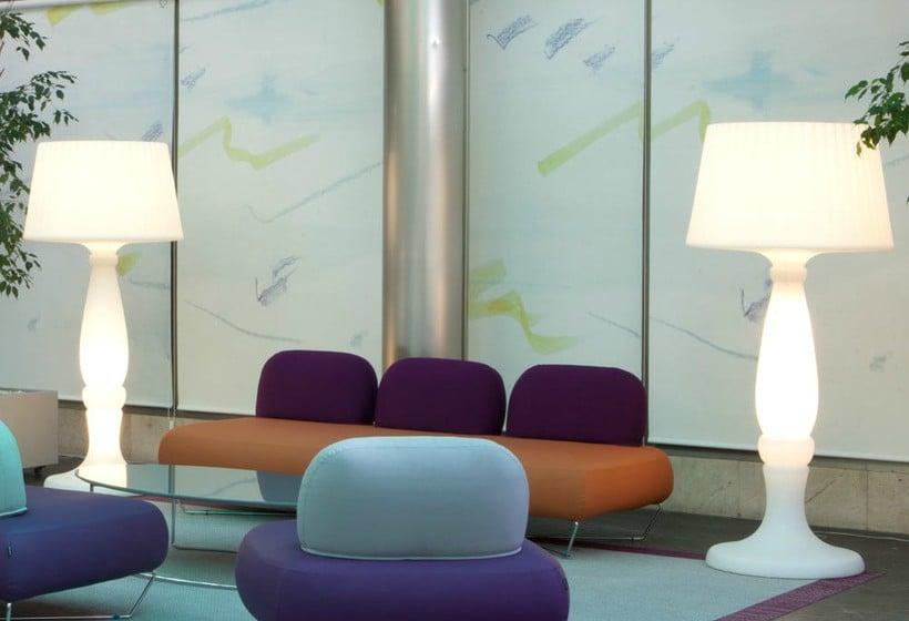 Zonas comunes Hotel Villamadrid Madrid