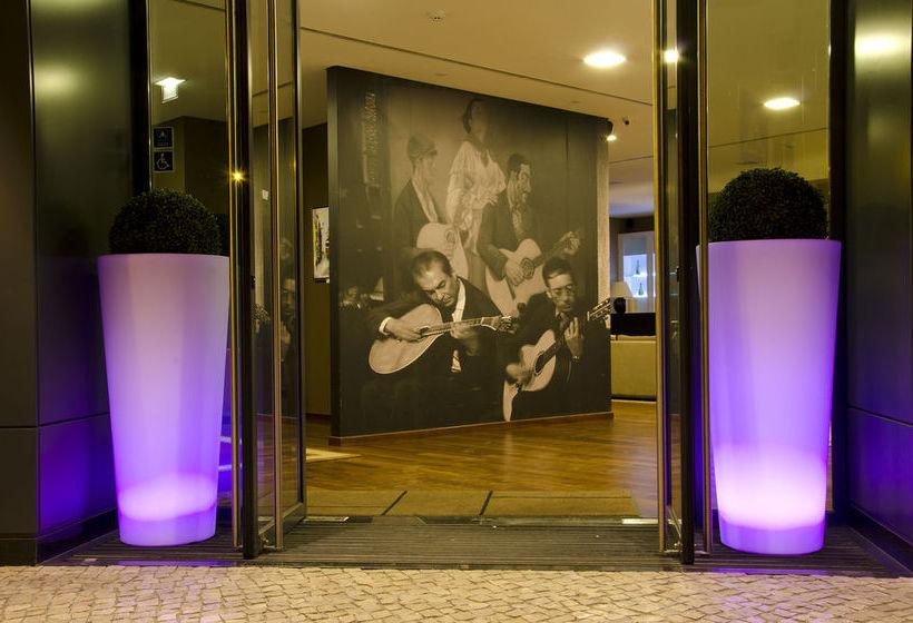 Hotel VIP Executive Saldanha Lisbon