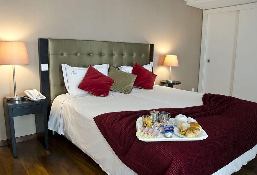 غرفة فندق VIP Executive Saldanha لشبونة